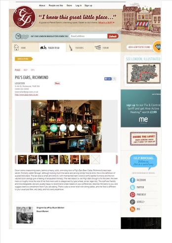 GLP Website